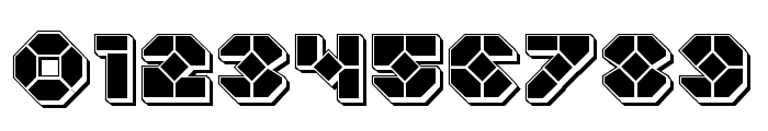 Zoom Runner Punch Font OTHER CHARS