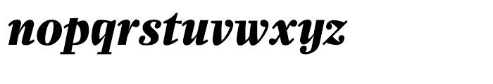 Zocalo Banner Bold Italic Font LOWERCASE