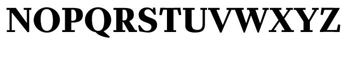 Zocalo Banner Bold Font UPPERCASE