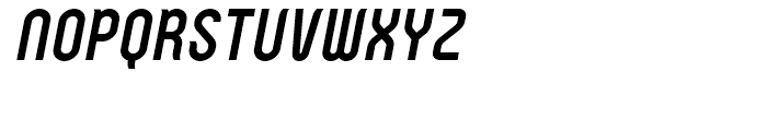 Zoo 300 Bold Italic Font UPPERCASE
