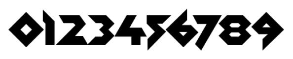 Zolasixx Regular Font OTHER CHARS