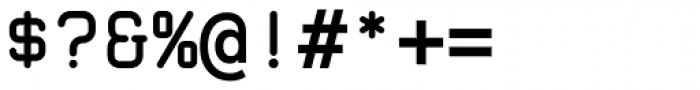 Zolan Mono BTN Bold Font OTHER CHARS