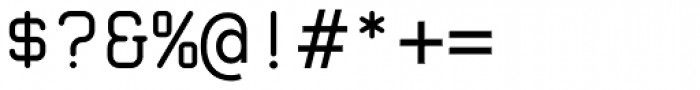Zolan Mono BTN Font OTHER CHARS