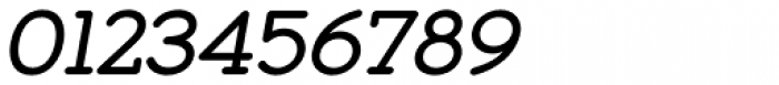 Zolano Serif BTN Bold Oblique Font OTHER CHARS