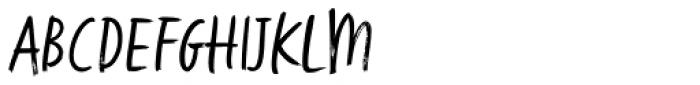 Zooja Light Font UPPERCASE