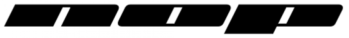 Zoom 5 Font LOWERCASE