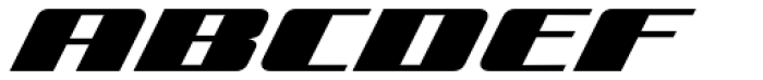 Zoom Line 1 Font LOWERCASE