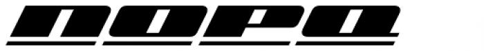 Zoom Line 2 Font UPPERCASE