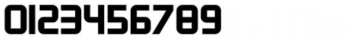 Zoria Bold Font OTHER CHARS