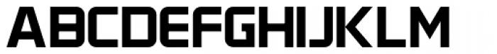 Zoria Bold Font UPPERCASE