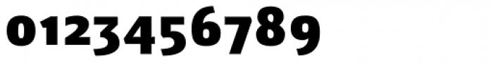Zosimo Pro Ultra Black Font OTHER CHARS