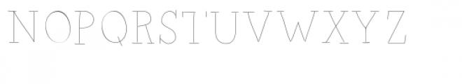 zoom sketch font Font UPPERCASE
