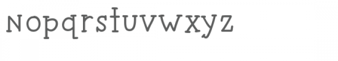 zoom Font LOWERCASE