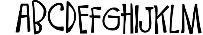 ZP Yellow Submarine Font UPPERCASE
