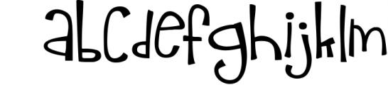 ZP Yellow Submarine Font LOWERCASE