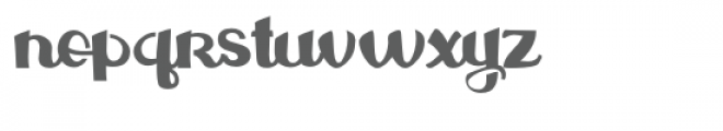 zp dragonfly stencil Font LOWERCASE