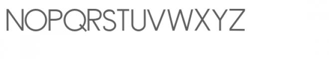 zp fluential Font UPPERCASE