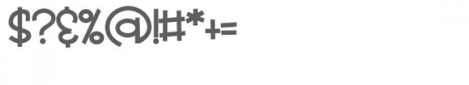 zp heatstroke bold Font OTHER CHARS