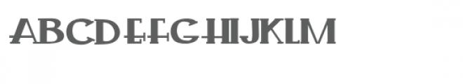 zp hughes industries slab Font UPPERCASE