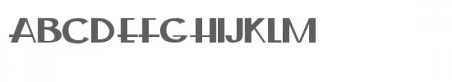 zp hughes industries Font UPPERCASE