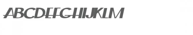 zp hughes industry script Font UPPERCASE