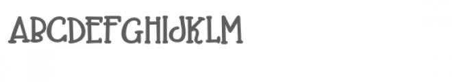 zp kazachi bold Font UPPERCASE