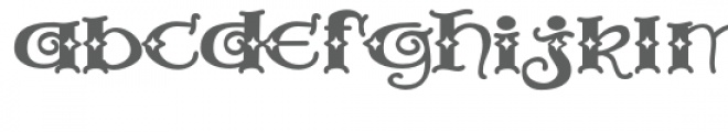 zp lord tibor twinkle Font LOWERCASE