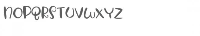 zp malarkey Font UPPERCASE