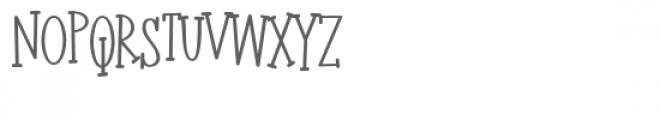 zp neikping Font UPPERCASE