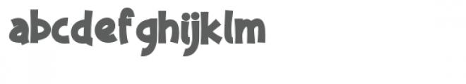 zp peabody bold Font LOWERCASE