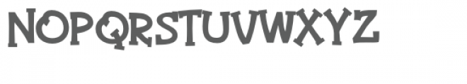 zp peabody slab Font UPPERCASE