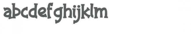 zp peabody slab Font LOWERCASE
