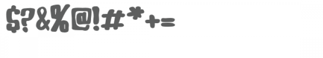 zp snickerdooscript Font OTHER CHARS