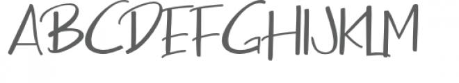 zp sugar crunch Font UPPERCASE