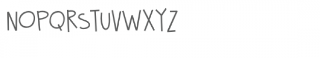 zp twinkle toes Font UPPERCASE