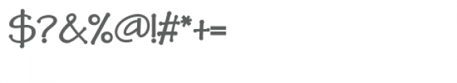 zp xavier dot Font OTHER CHARS