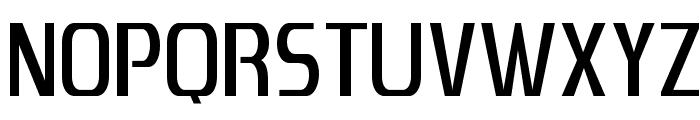 Zrnic-Regular Font UPPERCASE