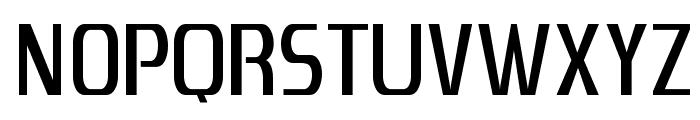 Zrnic Font UPPERCASE