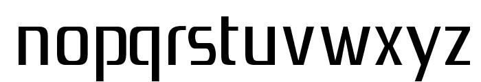 Zrnic Font LOWERCASE
