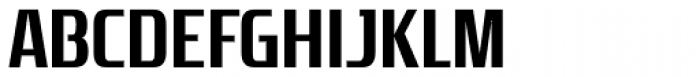 Zrnic Bold Font UPPERCASE