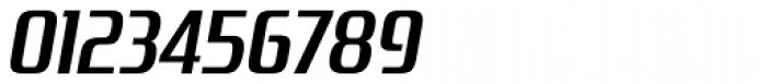 Zrnic SemiBold Italic Font OTHER CHARS