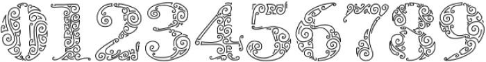 ZsylettPro otf (400) Font OTHER CHARS