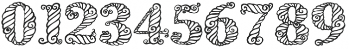 Zsynor otf (400) Font OTHER CHARS