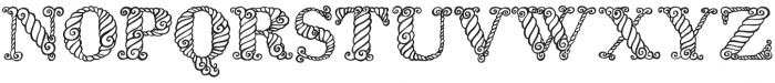 Zsynor otf (400) Font UPPERCASE