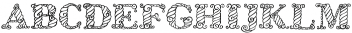 Zsynor otf (400) Font LOWERCASE