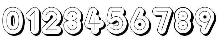 ZschuschLightSchattenC Font OTHER CHARS