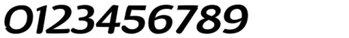 ZT Arturo Italic Font OTHER CHARS