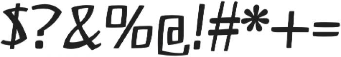 Zupiter Regular otf (400) Font OTHER CHARS