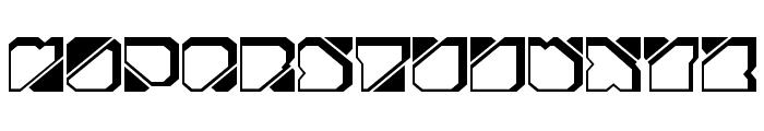 Zuber future Font LOWERCASE
