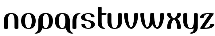 Zuider Postduif Demo Font LOWERCASE